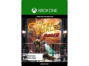 The Outer Worlds: Murder on Eridanos Xbox One [Digital Code]