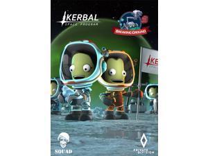 Kerbal Space Program: Breaking Ground Expansion  [Online Game Code]
