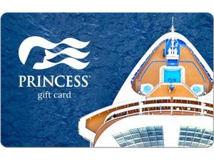 Princess Cruises $500 Gift Card (Email Delivery)