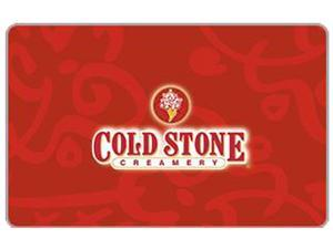 Cold Stone Creamery $10 Gift Card (Email Delivery)