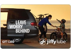Jiffy Lube $100 Gift Card (Email Delivery)