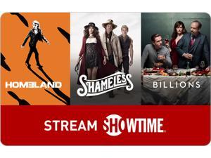 Showtime $50 Gift Card (Email Delivery)