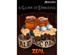A Game of Dwarves: Ale Pack [Online Game Code]
