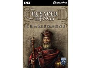 Crusader Kings II: Charlemagne (DLC) [Online Game Code]