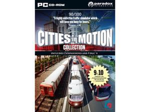 Cities in Motion Collection [Online Game Code]