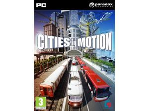 Cities in Motion DLC Collection [Online Game Code]