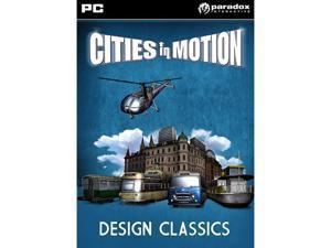 Cities in Motion: Design Classics (DLC) [Online Game Code]