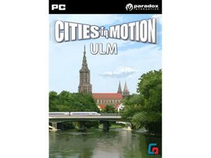 Cities in Motion: Ulm City (DLC) [Online Game Code]