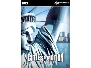 Cities in Motion: US Cities [Online Game Code]