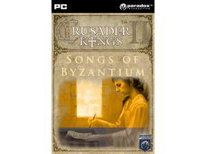 Crusader Kings II: Songs of Byzantium (DLC) [Online Game Code]