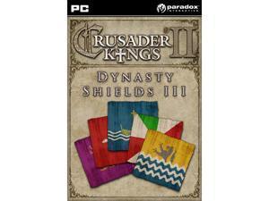 Crusader Kings II: Dynasty Shield III (DLC) [Online Game Code]