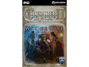 Crusader Kings II: Way of Life (DLC) [Online Game Code]
