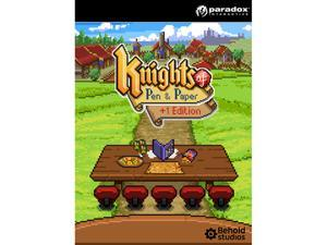 Knights of Pen & Paper +1 Edition [Online Game Code]