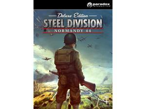 Steel Division: Normandy 44 - Deluxe Edition [Online Game Code]
