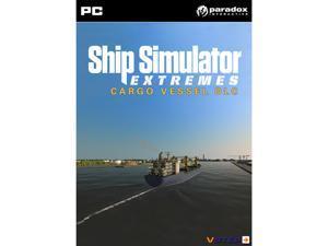 Ship Simulator Extremes: Cargo Vessel DLC [Online Game Code]