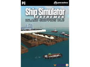 Ship Simulator Extremes: Inland Shipping DLC [Online Game Code]