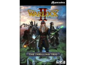 Warlock 2: The Thrilling Trio [Online Game Code]