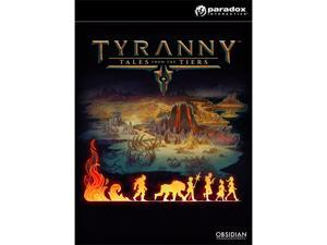 Tyranny - Tales of the Tiers [Online Game Code]