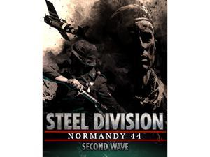 Steel Division: Normandy 44 - Second Wave [Online Game Code]