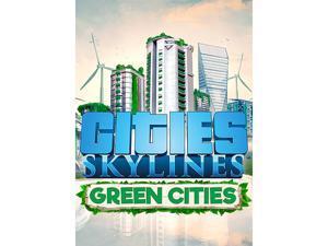 Cities: Skylines - Green Cities [Online Game Code]