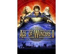 Age of Wonders II: The Wizard's Throne [Online Game Code]