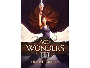 Age of Wonders III Deluxe Edition [Online Game Code]