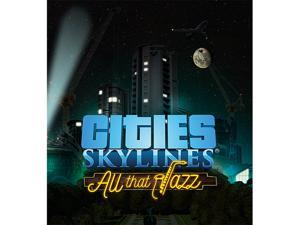 Cities: Skylines - All That Jazz [Online Game Code]
