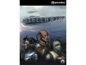 Stellaris: Humanoids Species Pack [Online Game Code]