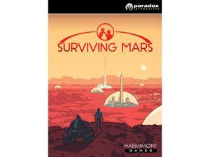 Surviving Mars: First Colony Edition [Online Game Code]