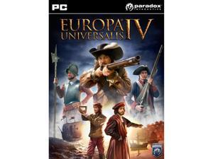 Europa Universalis IV: Collection [Online Game Code]