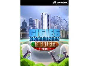 Cities: Skylines - Parklife Plus [Online Game Code]