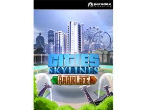 Cities: Skylines - Parklife [Online Game Code]