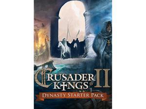 Crusader Kings II: Dynasty Starter Pack [Online Game Code]