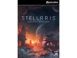 Stellaris: Galaxy Edition Upgrade Pack [Online Game Code]