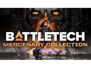 BATTLETECH - Mercenary Collection [Online Game Code]