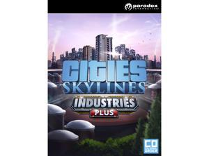 Cities: Skylines - Industries Plus [Online Game Code]
