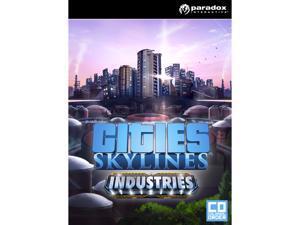 Cities: Skylines - Industries  [Online Game Code]