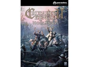 Crusader Kings II: Holy Fury [Online Game Code]