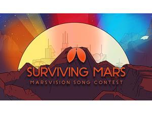 Surviving Mars: Marsvision Song Contest [Online Game Code]