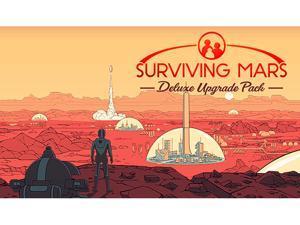 Surviving Mars: Deluxe Upgrade Pack [Online Game Code]