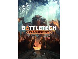 BATTLETECH Flashpoint [Online Game Code]