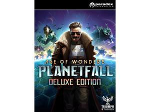 Age of Wonders: Planetfall Deluxe Edition [Online Game Code]