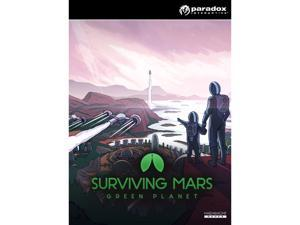 Surviving Mars: Green Planet [Online Game Code]