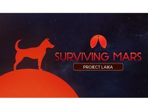 Surviving Mars: Project Laika [Online Game Code]