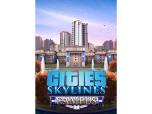 Cities: Skylines - Campus [Online Game Code]