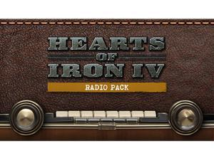 Hearts of Iron IV: Radio Pack [Online Game Code]
