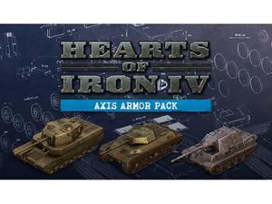 Hearts of Iron IV: Axis Armor Pack [Online Game Code]