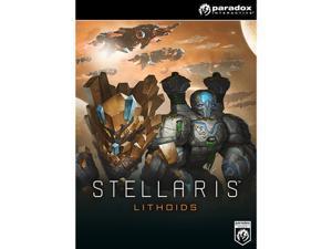 Stellaris: Lithoids Species Pack [Online Game Code]