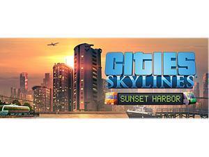 Cities: Skylines - Sunset Harbor [Online Game Code]