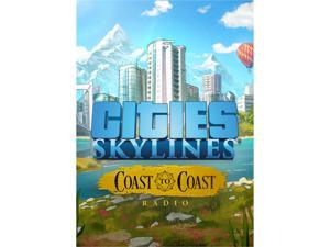 Cities: Skylines - Coast to Coast Radio [Online Game Code]